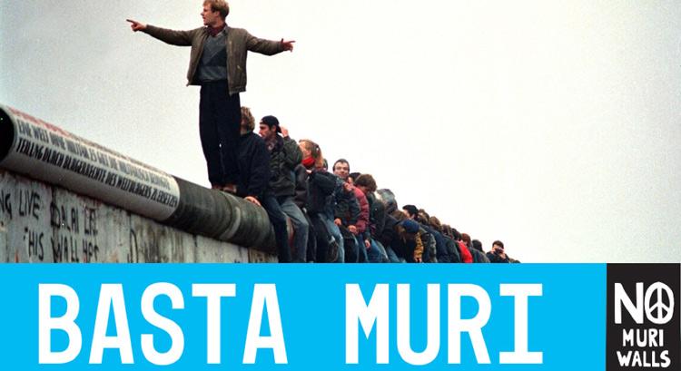 A 30 anni dalla Caduta del Muro di Berlino, la prima Giornata contro i Muri