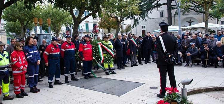 4 Novembre. Festa dell'Unità Nazionale e delle Forze Armate