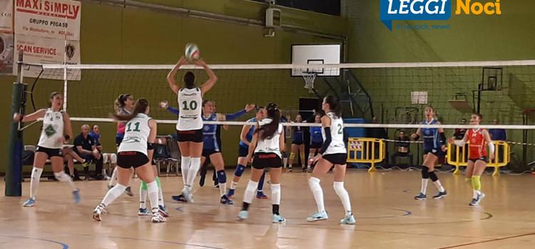 La Deco Domus Noci vince ancora, battuto il Trani per 3-1
