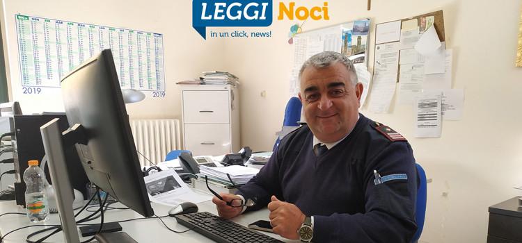 Ricci è il nuovo comandante della polizia municipale