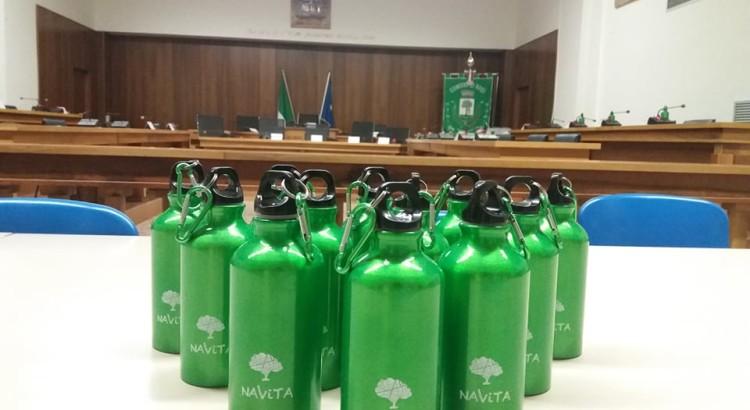 Ridurre l'uso della plastica: l'obiettivo dell'Amministrazione Comunale di Noci