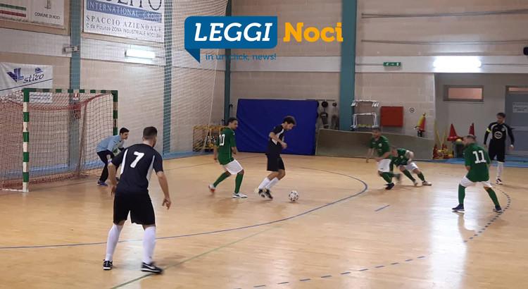 Futsal Noci 2019 – Atletico Noci: il derby termina in pareggio