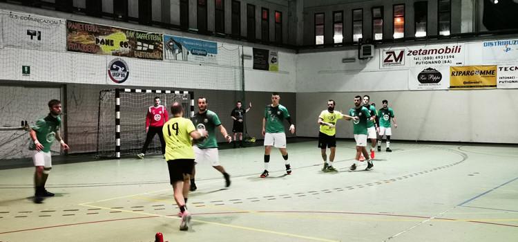 Noci Pallamano vince il derby contro il Putignano