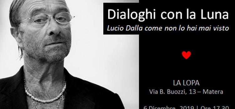 """Enzo Bartalotta a Matera: """"Dialoghi con la Luna"""""""