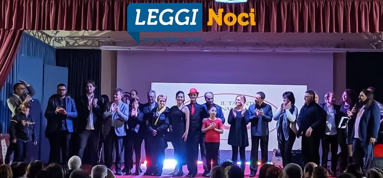 """Lo spettacolo natalizio de """"Il talento nasce al Sud"""": musica, cabaret e risate"""