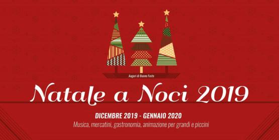 Natale a Noci 2019: presentato il programma
