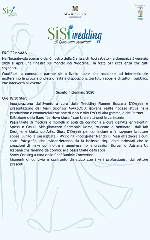 Sisì-wedding-programma-4-gennaio-2020-(2)-progrm
