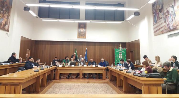 Consiglio Comunale del 5 febbraio 2020