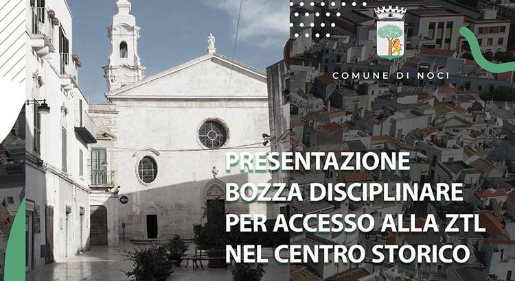 ZTL Centro Storico: pronto il disciplinare per l'accesso