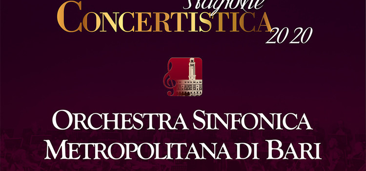 L'Orchestra Sinfonica Metropolitana di Bari a Noci il 20 febbraio