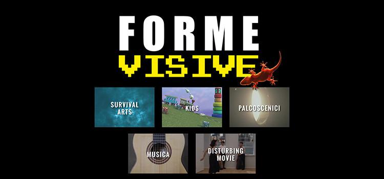 Formevisive: un canale web, un collegamento fra attore e spettatore