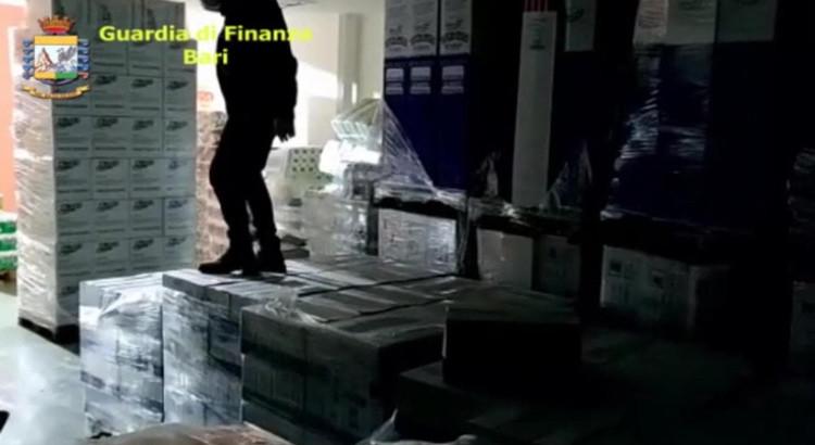 Emergenza Coronavirus – in una settimana sequestrati oltre 35000 articoli sanitari commercializzati illecitamente