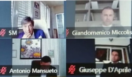 """Il Segretario PD: """"Strano atteggiamento dei Consiglieri Morea, D'aprile, Miccolis e Mansueto"""""""
