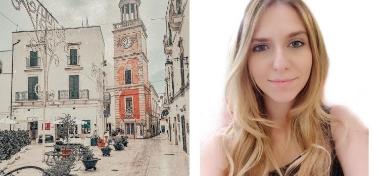 Grazie a Sara Parchitelli Noci comparirà in un'antologia di racconti dei più bei borghi d'Italia