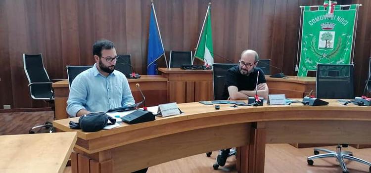 Il Sindaco Nisi e il Consigliere delegato Lippolis presentano Noci Estate 2020