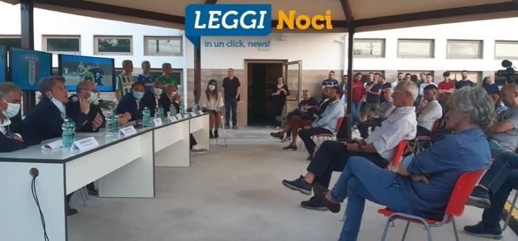 """Noci Azzurri 2006 e Atletico Noci: """"l'unione fa la forza"""", un unico grande progetto per la nuova stagione"""