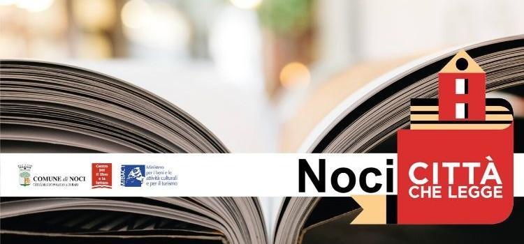"""Noci """"Città che legge"""" 2020-21"""