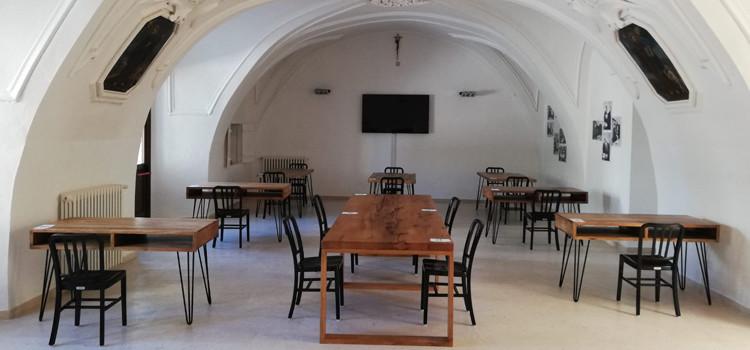 "Biblioteca Comunale ""Mons. Amatulli"": dal 13 luglio riapre l'Aula studio"