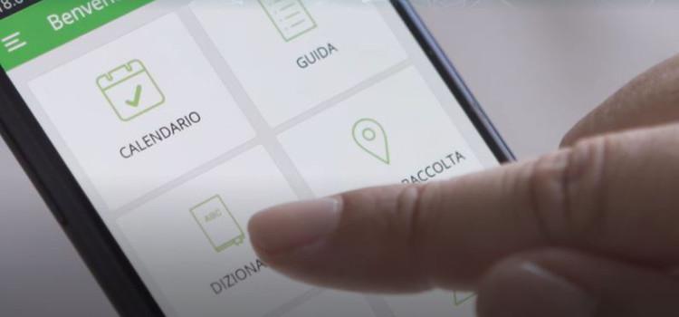 Arriva l'app Navita che aiuta i cittadini a differenziare