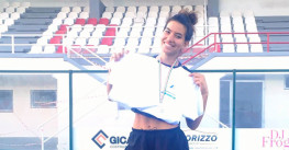 La nocese Claudia Laera campionessa regionale assoluta nel salto triplo