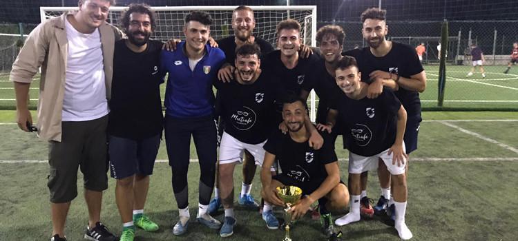 """Il calcio nocese riparte con il """"Torneo Elio Vittorini"""" di Peter Dell'Orso: vince la Sampdoria"""