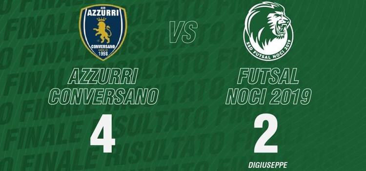 Futsal Noci 2019: debutto in C1