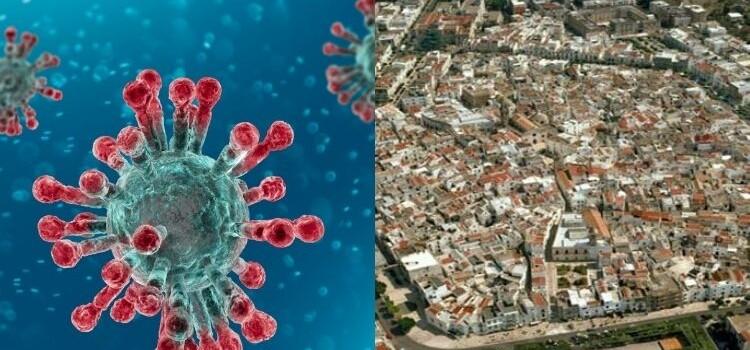 Emergenza Coronavirus: 25 casi a Noci