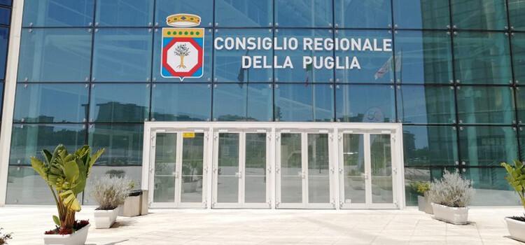 Nuovo consiglio regionale della Puglia