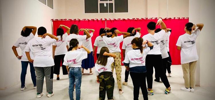 Inaugurata l'Asd Team Dance ML Academy: corsi di ballo di ogni genere per ogni età