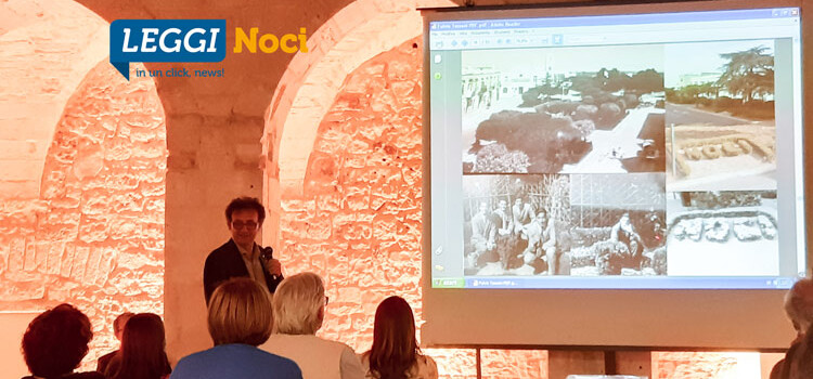 Fulvio Tassani: quando Noci era una località turistica e la villa comunale il suo gioiello