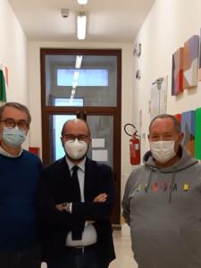 La Biblioteca Comunale si arricchisce di altre opere di Carlo Vicenti