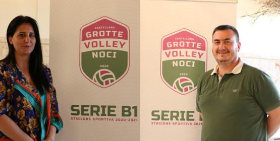 Pallavolo: esordio rimandato per la Grotte Volley Noci