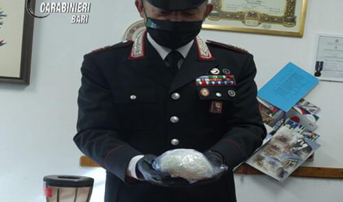 Putignano (BA): Presi con la droga due insospettabili