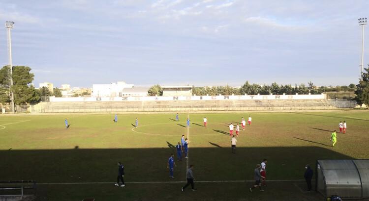 Il Noci Azzurri 2006 supera l'esame Noja Calcio 1996