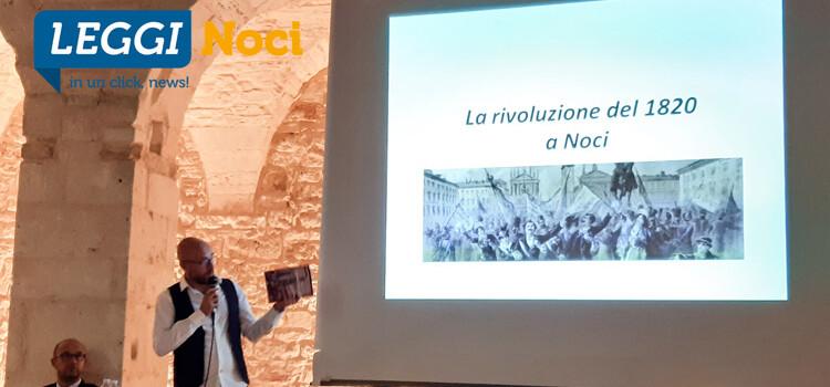 1820 tra macro e micro storia: la Costituzione napoletana e i moti rivoluzionari a Noci