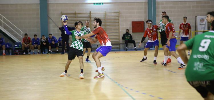 Noci Pallamano – Mascalucia: 36 reti e la conquista della terza vittoria consecutiva