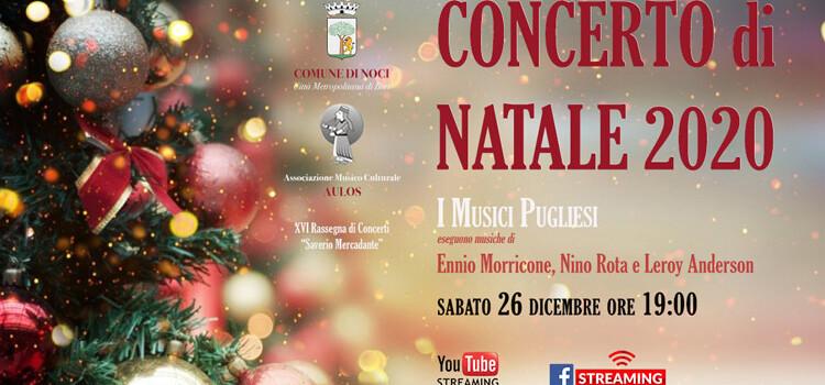 Concerto di Natale 2020