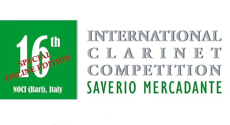 """Conclusa la XVI edizione del Concorso Internazionale di Clarinetto """"Saverio Mercadante"""""""