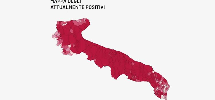 Emergenza Coronavirus, 1813 nuovi contagi in Puglia