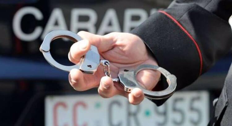 Arrestato 28enne nocese