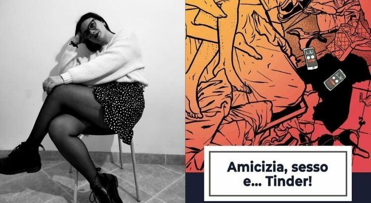 La nocese Asia Cafueri e il suo romanzo d'esordio sulle relazioni al tempo di Tinder