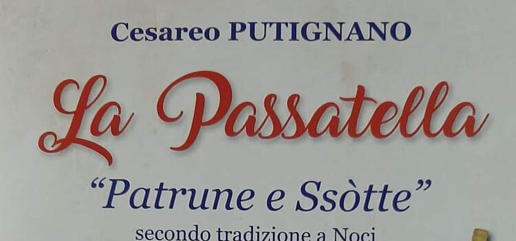 """""""La passatella"""": un gioco del passato raccontato da Cesareo Putignano"""