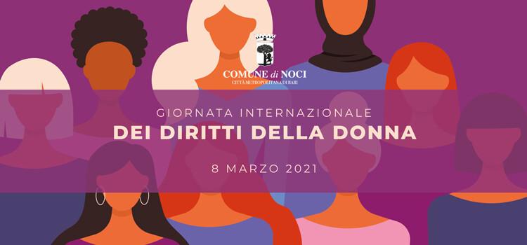 8 marzo, parità di genere: Noci governata da una giunta in cui uomini e donne sono equamente rappresentati