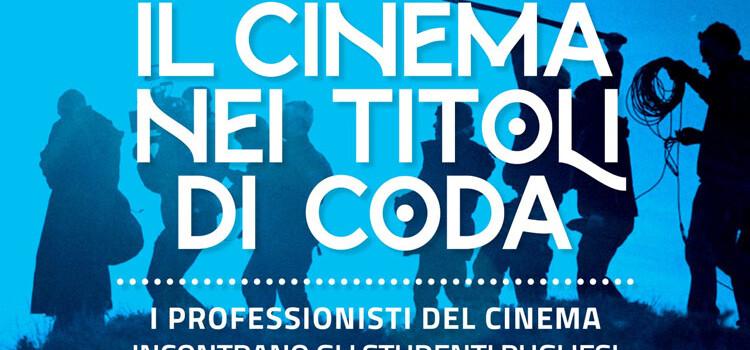"""""""Il cinema nei titoli di coda"""": parte da Noci la prima edizione del progetto dell'Apulia Film Commission"""