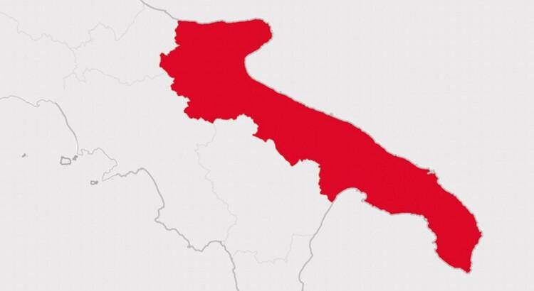 Puglia: prorogata la zona rossa fino al 30 aprile