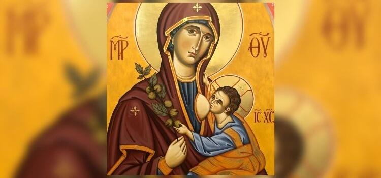 Nuova icona di Sancta Maria de Nucibus