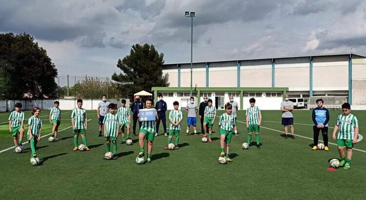 """Asd Noci Azzurri 2006, riconoscimento come Scuola di Calcio """"Élite"""""""