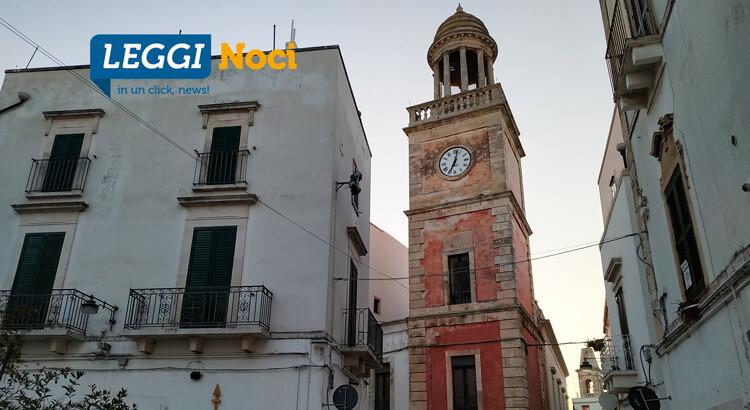 Altri 200mila euro per la Torre Civica di Noci