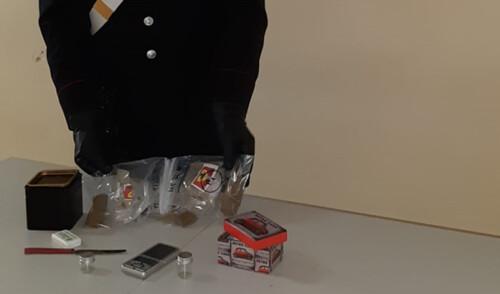 Monopoli: nascondeva droga in casa, un arresto