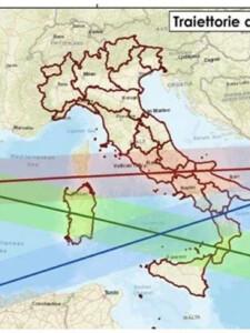Probabile caduta frammenti razzo spaziale anche in Puglia: protezione civile dirama allerta